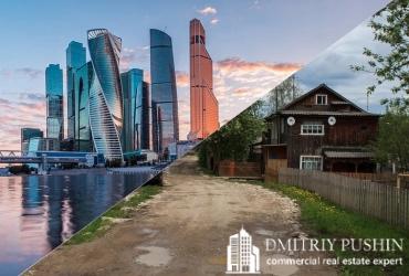 коммерческая недвижимость москвы и регионов